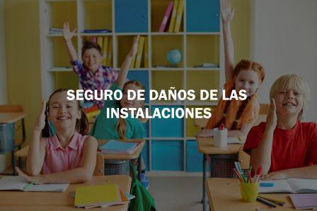 seguros para colegios
