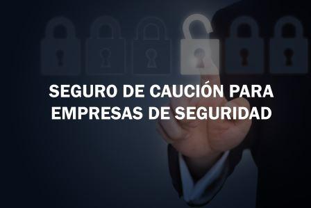 seguros para empresas de seguridad