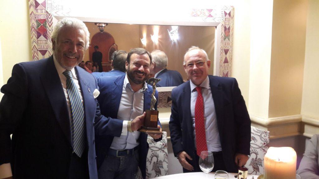 Entrega de premios Antonio Morera Vallejo