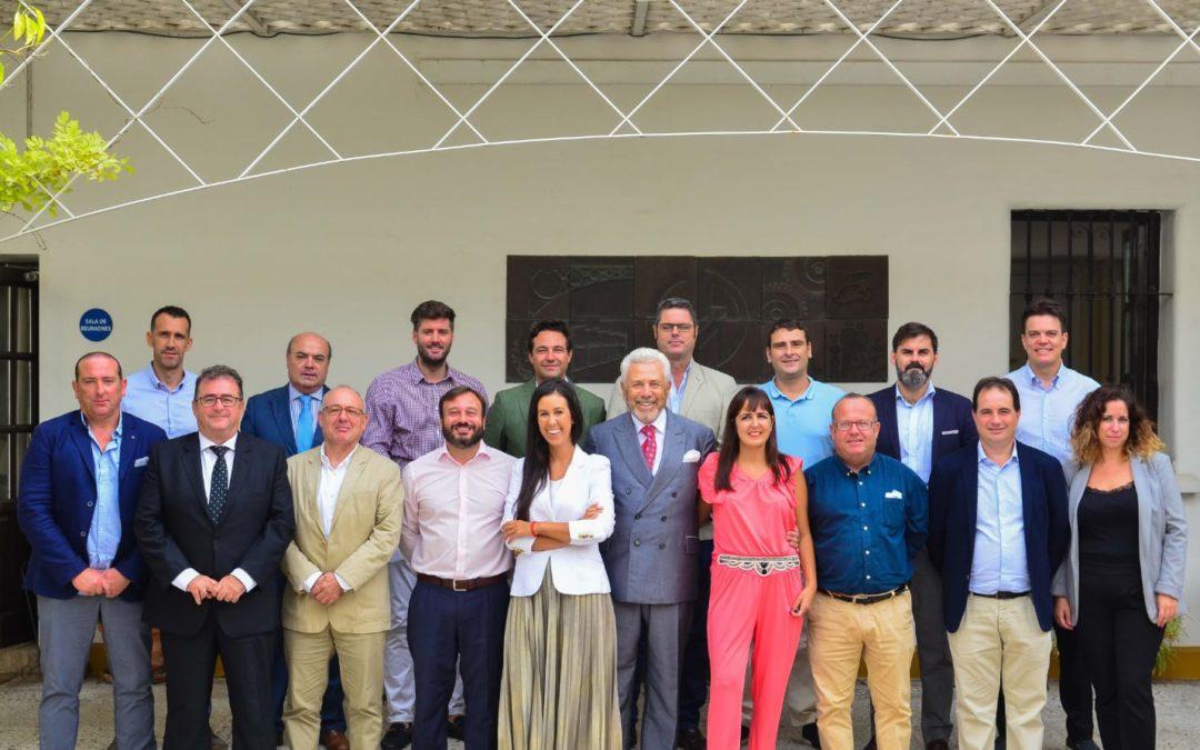 Jornadas con Morera & Vallejo en Sevilla