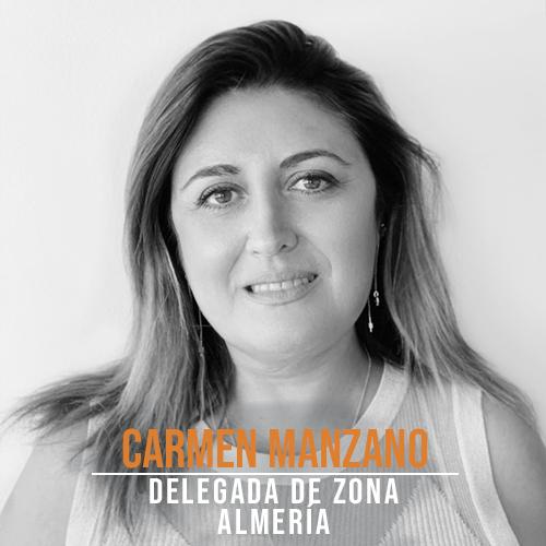 Carmen Manzano Delegada Zona Almeria