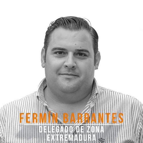 Fermín Delegado Zona Extremadura