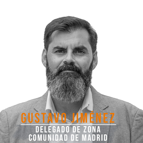 Gustavo Jimenez Delegado Madrid