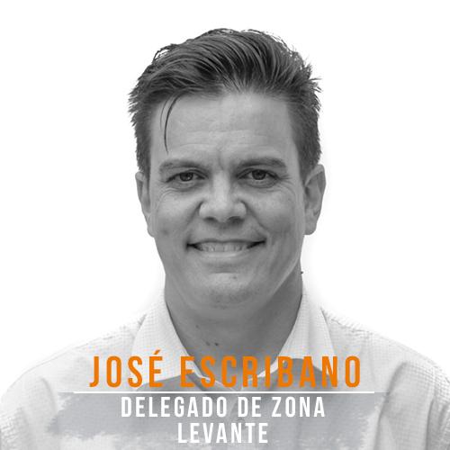 Jose Escribano Delegado Levante