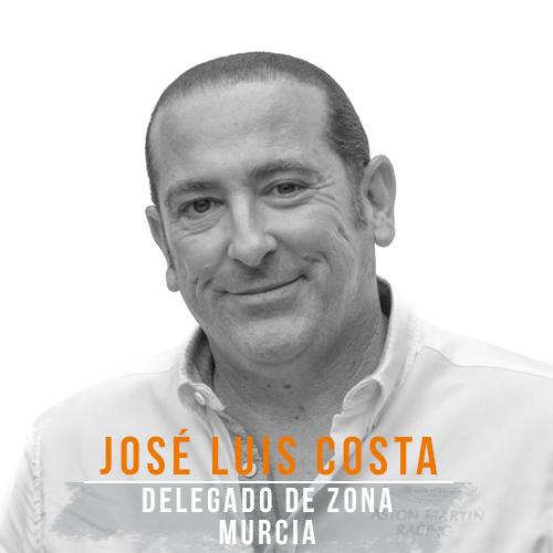 Jose Luis Delegado Zona Murcia