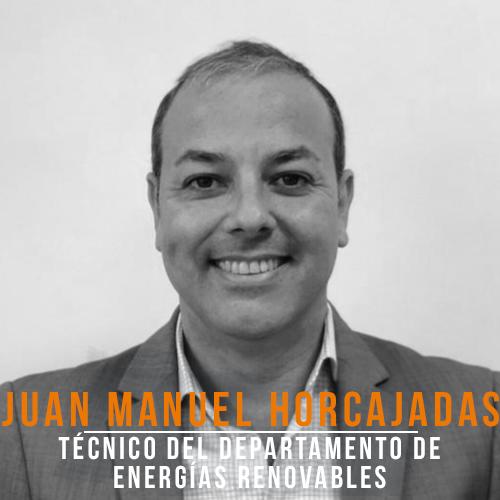 Juan Manuel Horcajadas Energias Renovables