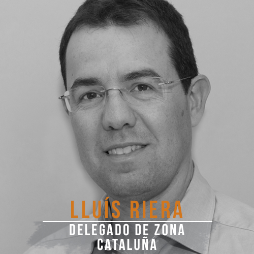 Lluís-Riera Delegado Cataluña