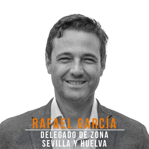 Rafael Garcia Delegado Zona Sevilla Huelva