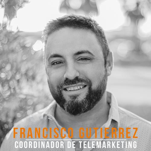 Francisco Gutierrez Telemarketing Avales Credito
