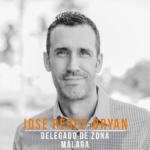 Jose Perez Bryan Delegado Zona Malaga