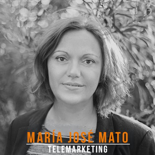 Maria Jose Telemarketing Credito