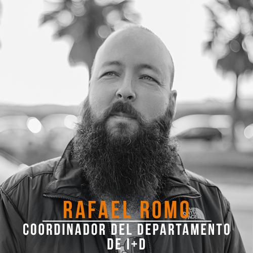 Rafael Romo Coordinador I+D