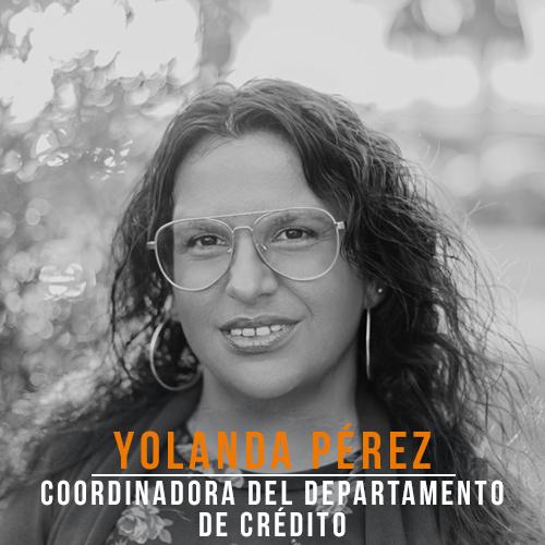 Yolanda Perez Credito