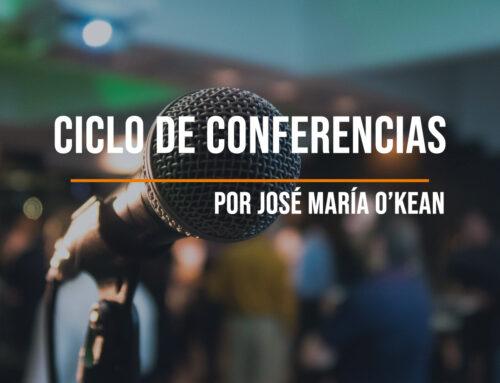 Ciclo de conferencias José María O'Kean