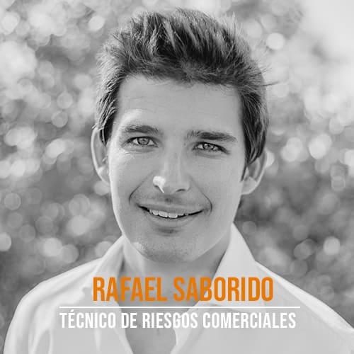 Rafael Saborido Crédito