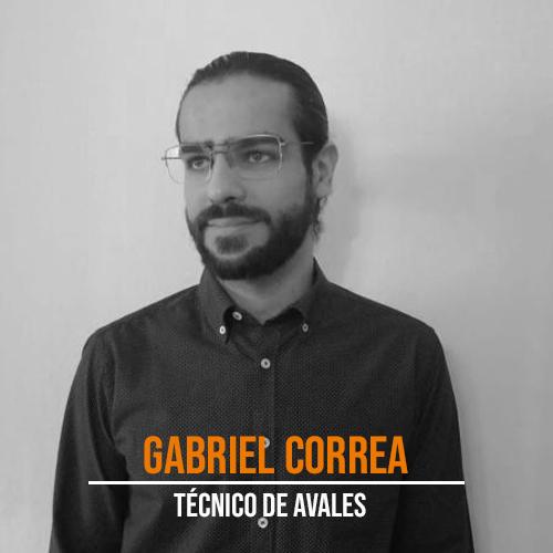 Gabriel Corre Caución